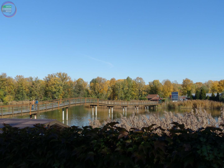 Bild Weg 5 Holzsteg über Gewässer