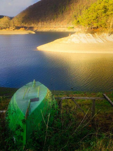 Der #Diemelsee bei Heringhausen