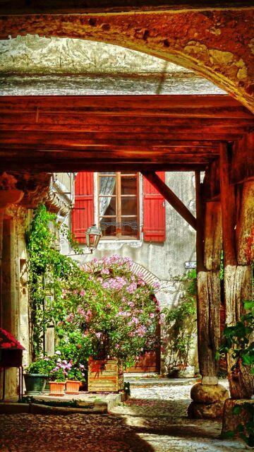 Labastide-d'Armagnac Landes, France