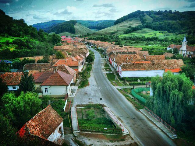 Valea Viilor, Transsylvania, Romania