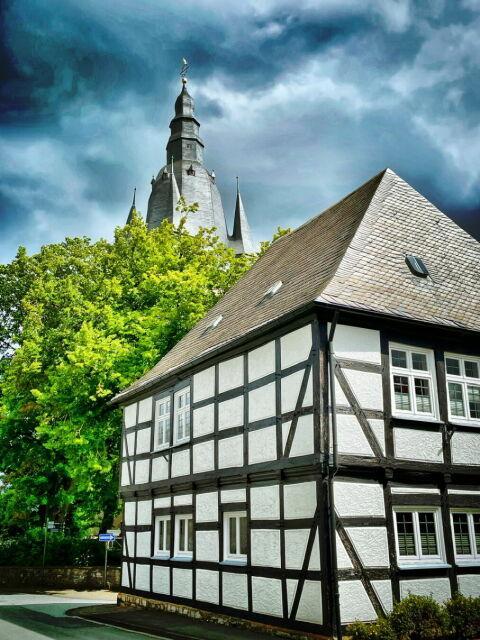 Brilon, Hochsauerland, North Rhine-Westphalia